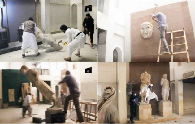 isis mosul museum 630x400